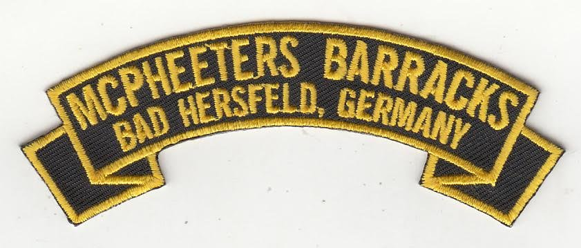 McPheeters Barracks ( Bad Hersfeld,Germany)