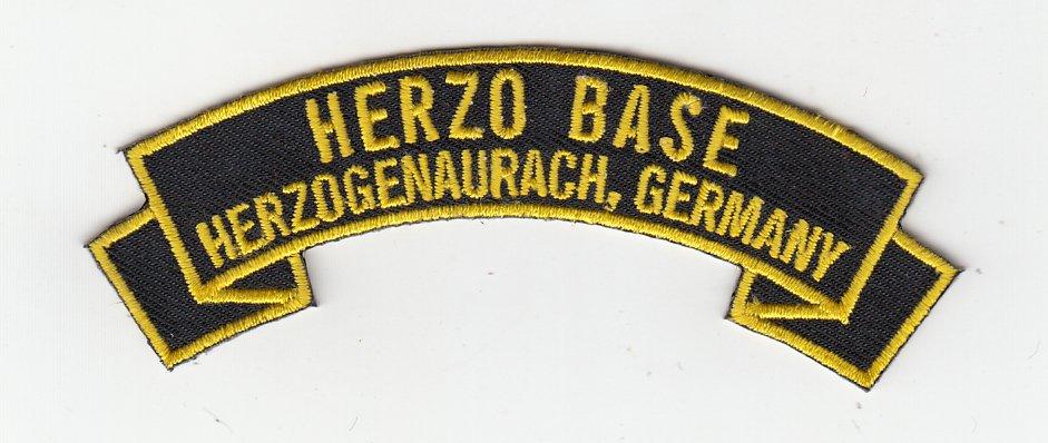 Herzo Base patch, rocker tab