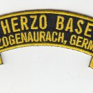 Herzo Base patch, rocker tab