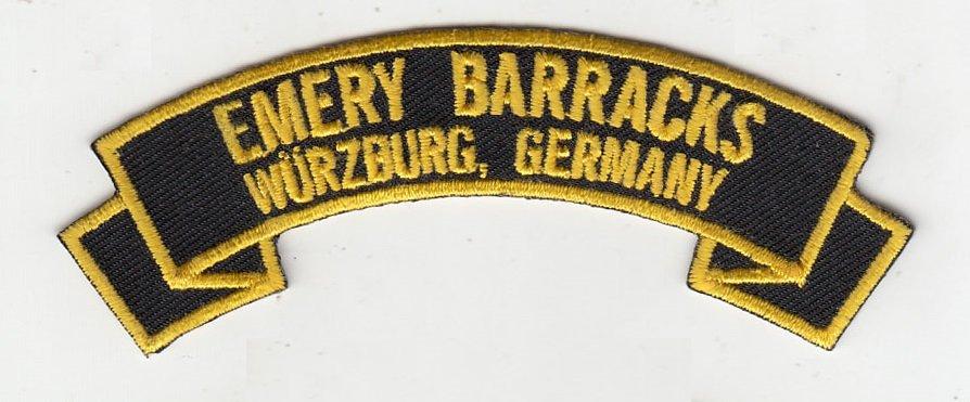 Emery Barracks