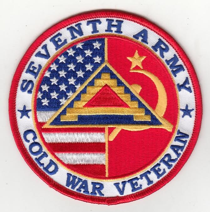 Seventh Army Cold War Veteran