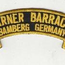 Warner Barracks (Bamberg) presales March 12