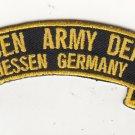 Giessen Army Depot