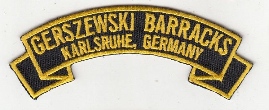 Gerszewski Barracks (Karslruhe)