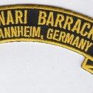 Funari Barracks (Mannheim) in stock