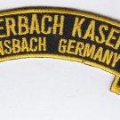 Katterbach Kaserne ( Ansbach)
