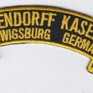 Ludendorff Kaserne -in stock
