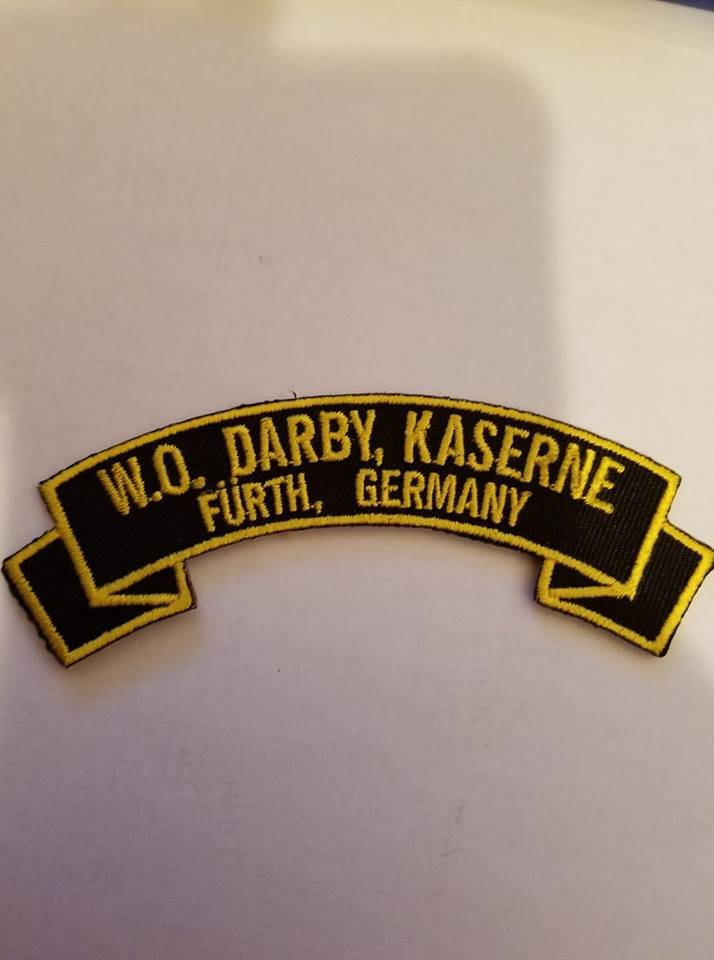 W.O. Darby Kaserne (Fuerth)