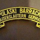 Pulaski Barracks ( Kaiserslautern)