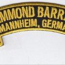 Hammond Barracks (mannheim) presales Feb 15