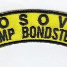 Kosovo- Camp Bondsteel