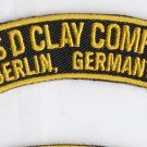 Lucius D Clay Compound (Berlin)
