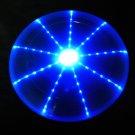 LED Galaxy Frisbee