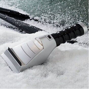 Auto Heated Windshield Scraper