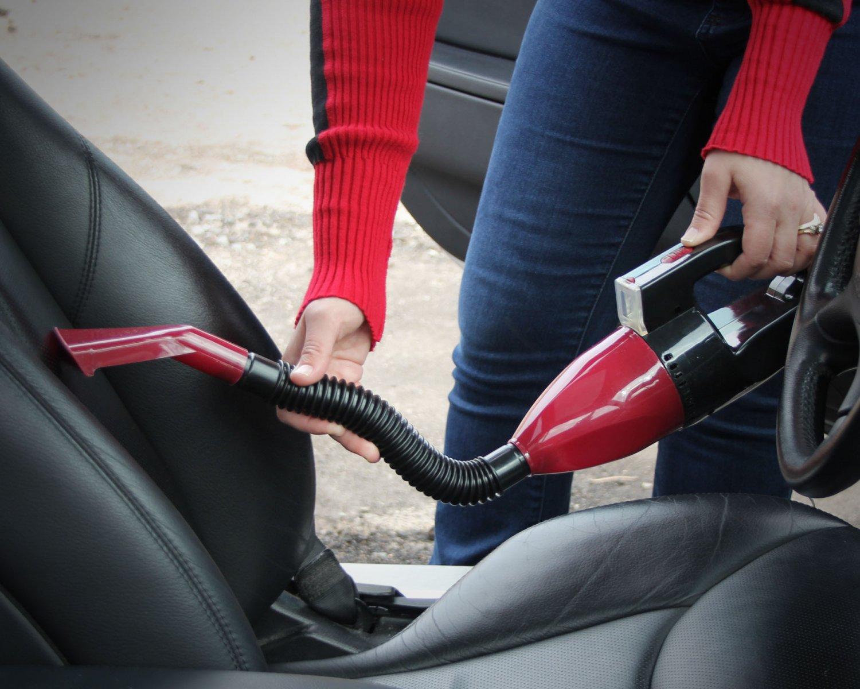 Auto Power Vacuum Cleaner , Work Light