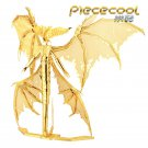 Piececool 3D Metal Puzzle Throne Of Elves Mayra P073G DIY 3D Laser Cut Toys For Audit