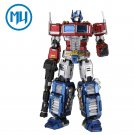 MU 3D Metal Puzzle Transformers Optimus Prime G1 Model YM-L03 DIY 3D Laser Cut Jigsaw Toys For Audit