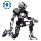 MU 3D Metal Puzzle Nano Core Bader Knights Model YM-N028 DIY 3D Laser Cut Jigsaw Toys For Audit