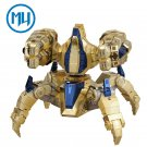 MU 3D Metal Puzzle Starcraft 2 Protoss Immortal Arms Model DIY 3D Laser Cut Jigsaw Toys For Audit