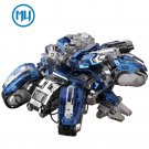 MU 3D Metal Puzzle Starcraft 2 Siege Edition Tank Model Kits DIY 3D Laser Cut Jigsaw Toys