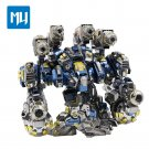 MU 3D Metal Puzzle Starcraft 2 Thor Armor Model Kits DIY 3D Laser Cut Jigsaw Toys