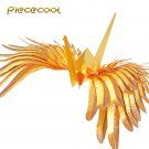 Piececool 3D Metal Nano Puzzle Lucky Crane Building Model Kits P098-GK DIY 3D Laser Cut Jigsaw Toys