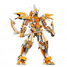 Piececool Crescent Blade Armor P097-SY Diy 3D Metal Model Kits Laser Cut Jigsaw Puzzle Toy
