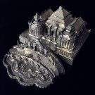 Dashuifa of Old Summer Palace 3D Metal Model Kits Diy Assemble Puzzle Laser Cut Toy