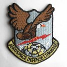 USAF Air Force Aerospace Defense Command Shield Embroidered Patch 3 Inches