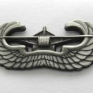 Glider Wings US Army Air Force Pewter Lapel Pin 1.3 Inches