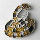 Rattle Snake Animal Lapel Pin Badge 1 Inch