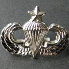 US Army Paratrooper Para Senior Mini Jump Wings Lapel Pin Badge 7/8 Inch