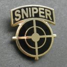 Special Forces Sniper Special Ops Lapel Hat Pin Badge 1 Inch