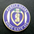Purple Heart Poker Chip Coin Challenge Coin 1.75 New In Case