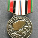 Afghanistan Mini Medal Lapel Hat Pin Badge 1.1 Inches