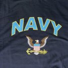 US Navy USN Cotton Spandex Graphic T-Shirt Large Or X-Large Military