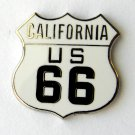 Route 66 California United States America Lapel Pin Badge 1 Inch