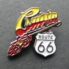 Route 66 Cruising USA United States Lapel Pin Badge 1 Inch
