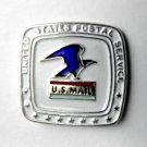 US Mail Postal USA America Logo Pin Badge 1 Inch