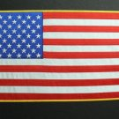 USA United States Of America Embroidered Jacket Patch 12.5 X 7.6 Inches