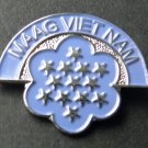 Maag Vietnam Vet Veteran USA Lapel Hat Pin Badge 1 Inch