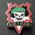 Vietnam Vet Sniper Sog Elite Veteran USA Lapel Hat Pin Badge 1 Inch