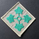US Army 4Th Infantry Division Embroidered Patch 3.1 Inches