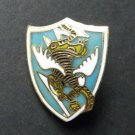 American Volunteer Group Flying Tigers 23Rd Fighter Group Hat Pin Badge 1 Inch