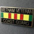 USCG Coast Guard Vietnam Veteran Vet Lapel Hat Pin Badge 1 Inch