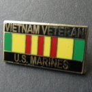 USMC Marine Corps Marines Vietnam Veteran Vet Lapel Hat Pin Badge 1 Inch
