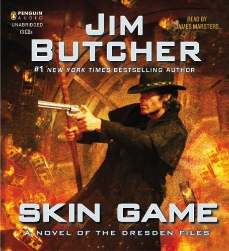 Jim Butcher's Dresden Files Collection (16 MP3 Audiobooks)