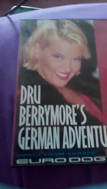 Dry Barrymore German adventure
