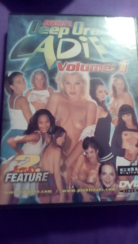 Deep oral ladies volume 1