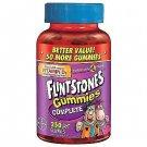 Flintstones Gummies Complete Children's Multivitamin, 250 Count NEW